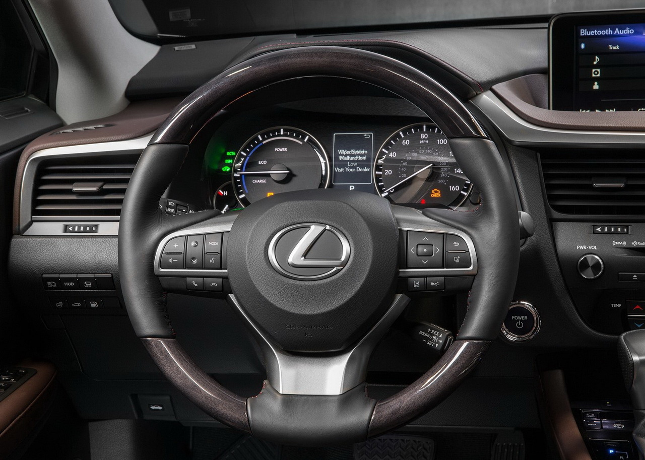 lexus rx 2015 les prix du nouveau rx 450h d voil s photo 7 l 39 argus. Black Bedroom Furniture Sets. Home Design Ideas
