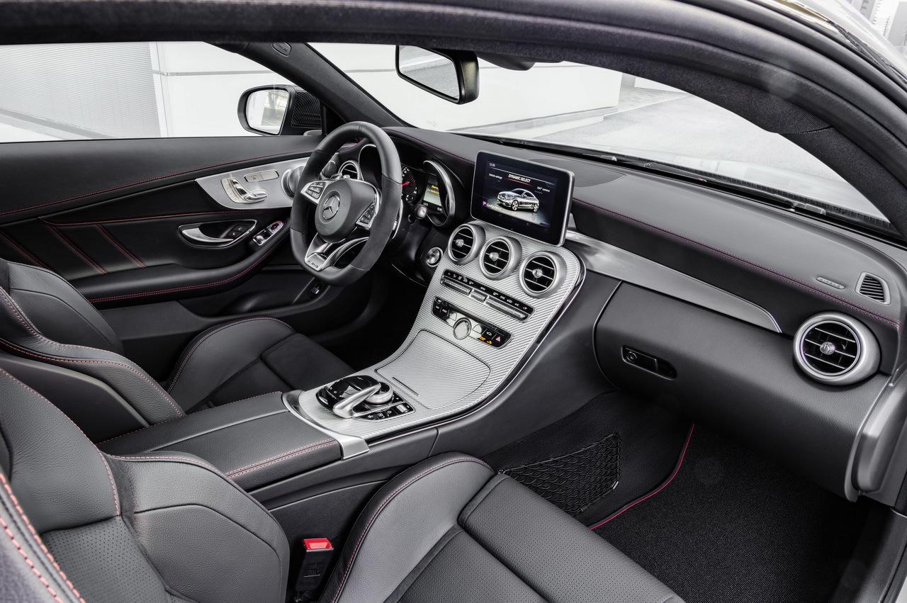 Genève 2016. Photos de la nouvelle Mercedes-AMG C 43 4Matic Coupé ...