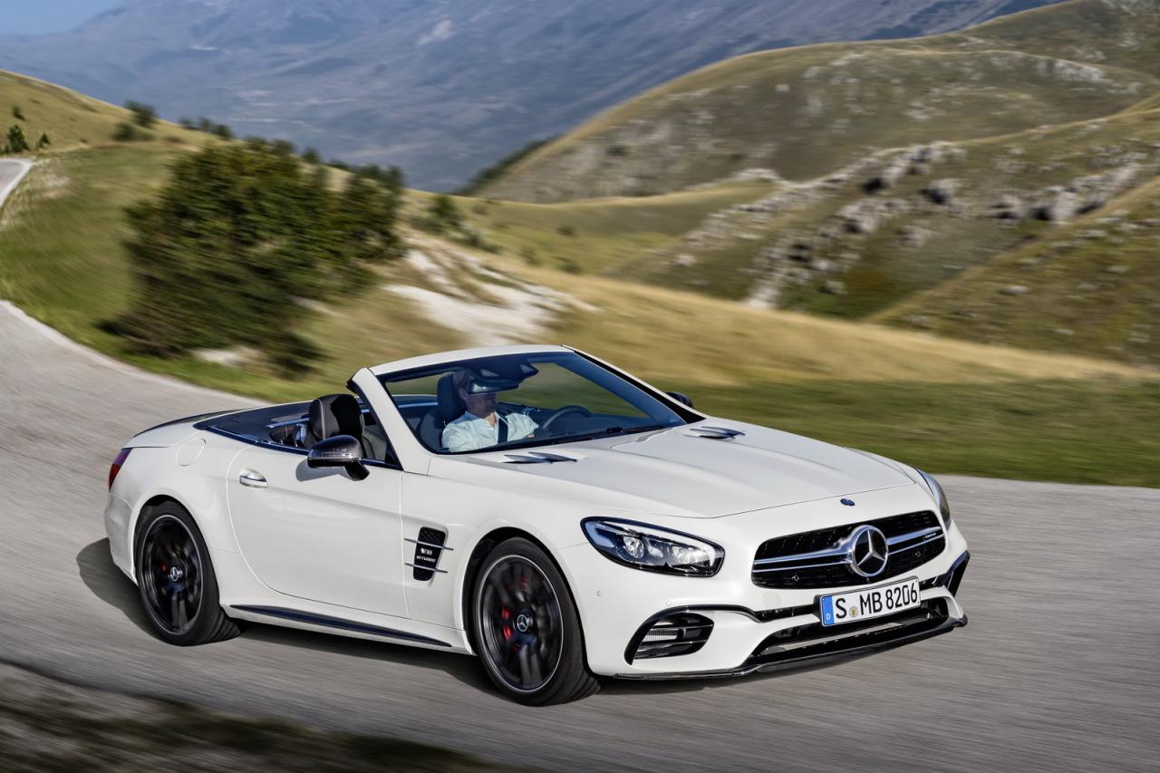Le futur Mercedes SL est prévu pour 2021 et il sera plus sportif !