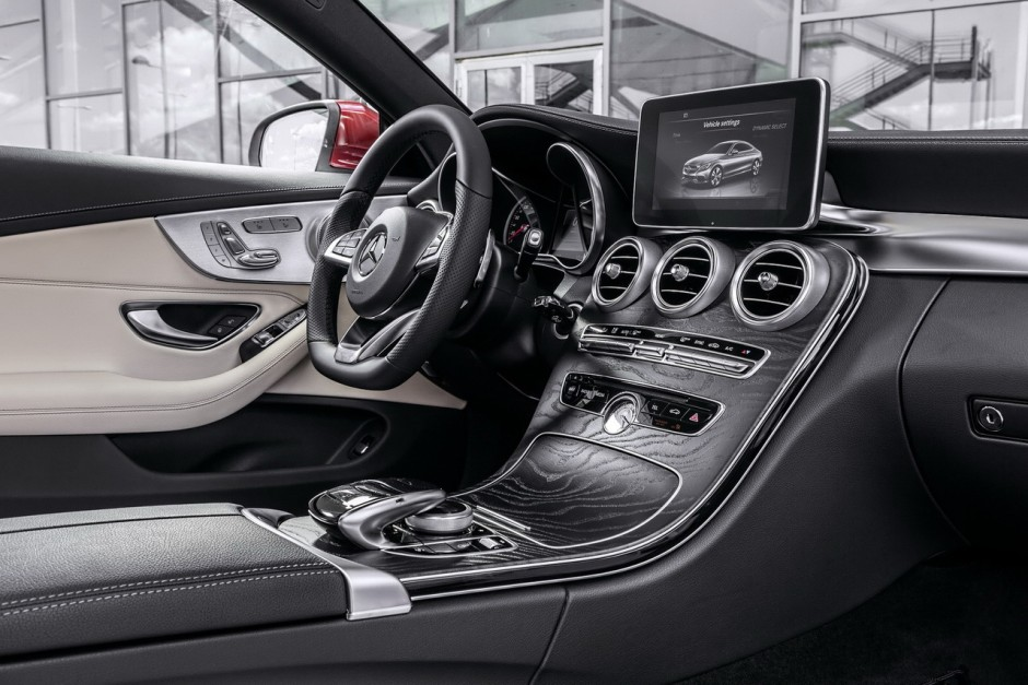 mercedes classe c coup 2016 infos et photos officielles photo 3 l 39 argus. Black Bedroom Furniture Sets. Home Design Ideas
