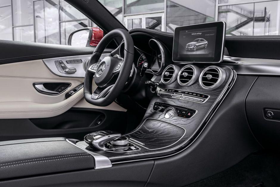 Mercedes Classe C Coupé 2016 : infos et photos officielles ! - Photo ...