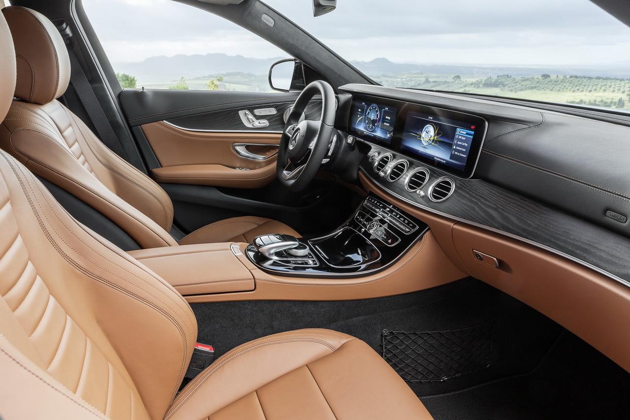Mercedes classe e estate 2016 la nouvelle classe e fait for Interieur mercedes classe a