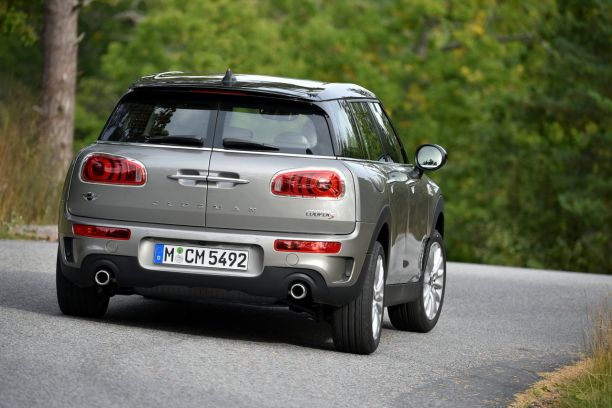 Mini Clubman 2016 Nouvelles Versions One Et One D Au Catalogue
