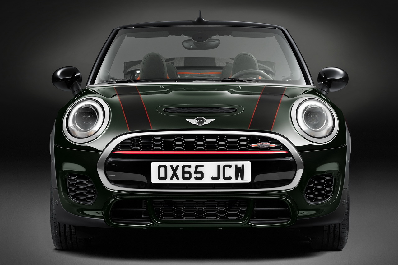 mini john cooper works cabrio 2016 231 ch dans la mini. Black Bedroom Furniture Sets. Home Design Ideas