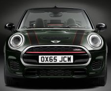face avant mini john cooper works cabrio 2016. Black Bedroom Furniture Sets. Home Design Ideas