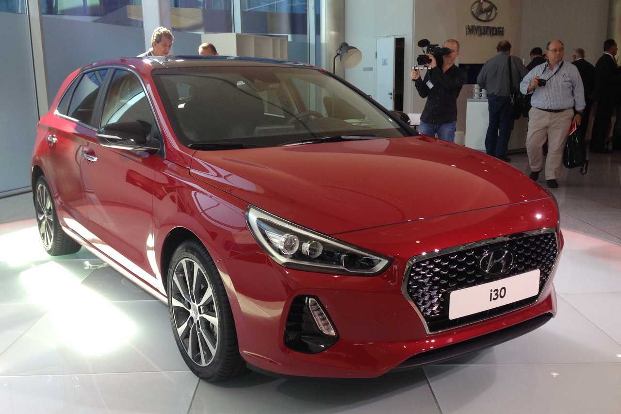 hyundai i30 2016 infos photos et vid o de la nouvelle i30 l 39 argus. Black Bedroom Furniture Sets. Home Design Ideas