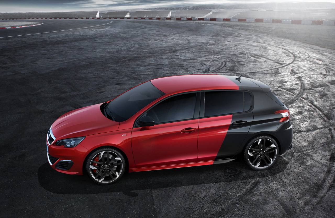 prix peugeot 308 gti 2015 partir de 37 200 euros. Black Bedroom Furniture Sets. Home Design Ideas