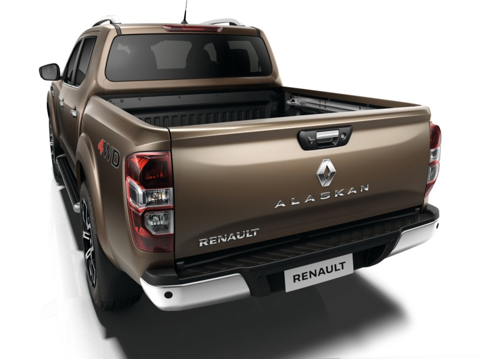 renault alaskan 2016 infos et photos du nouveau pick up renault photo 10 l 39 argus. Black Bedroom Furniture Sets. Home Design Ideas