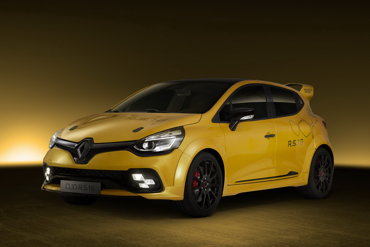 renault clio rs 16 275 ch dans la clio 4 rs l 39 argus. Black Bedroom Furniture Sets. Home Design Ideas