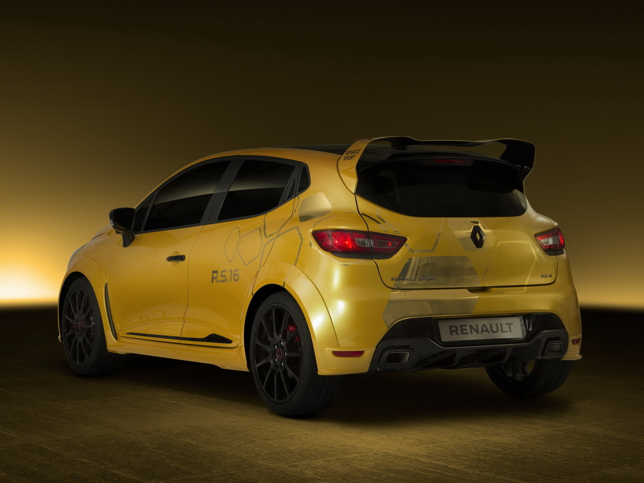 renault clio rs 16 275 ch dans la clio 4 rs photo 2 l 39 argus. Black Bedroom Furniture Sets. Home Design Ideas