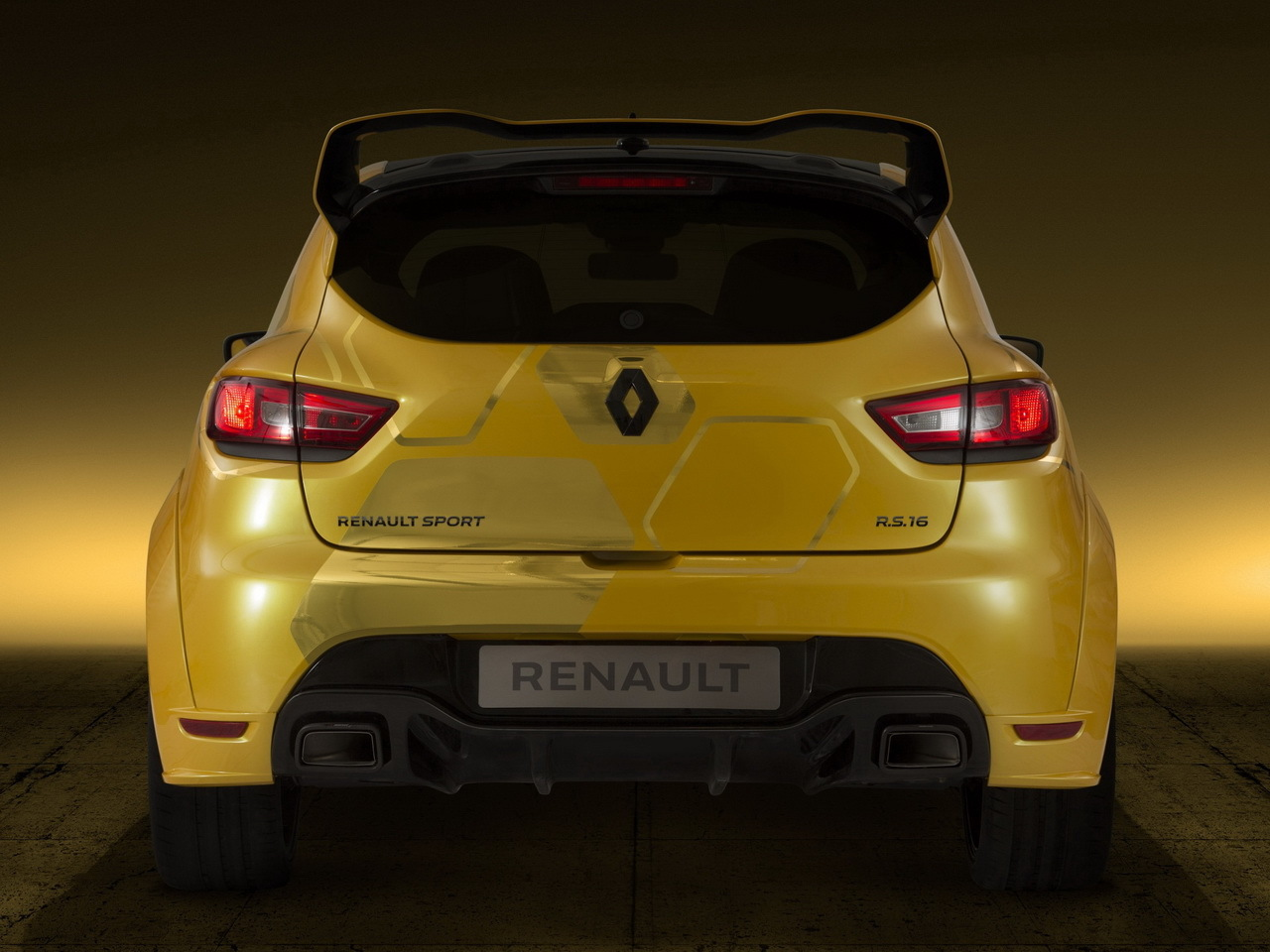 renault clio rs 16 275 ch dans la clio 4 rs photo 4 l 39 argus