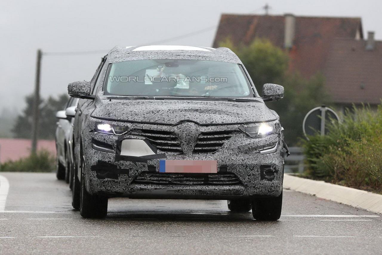 Renault Koleos 2016 : le futur Koleos roule déjà ! - Photo #1 - L ...
