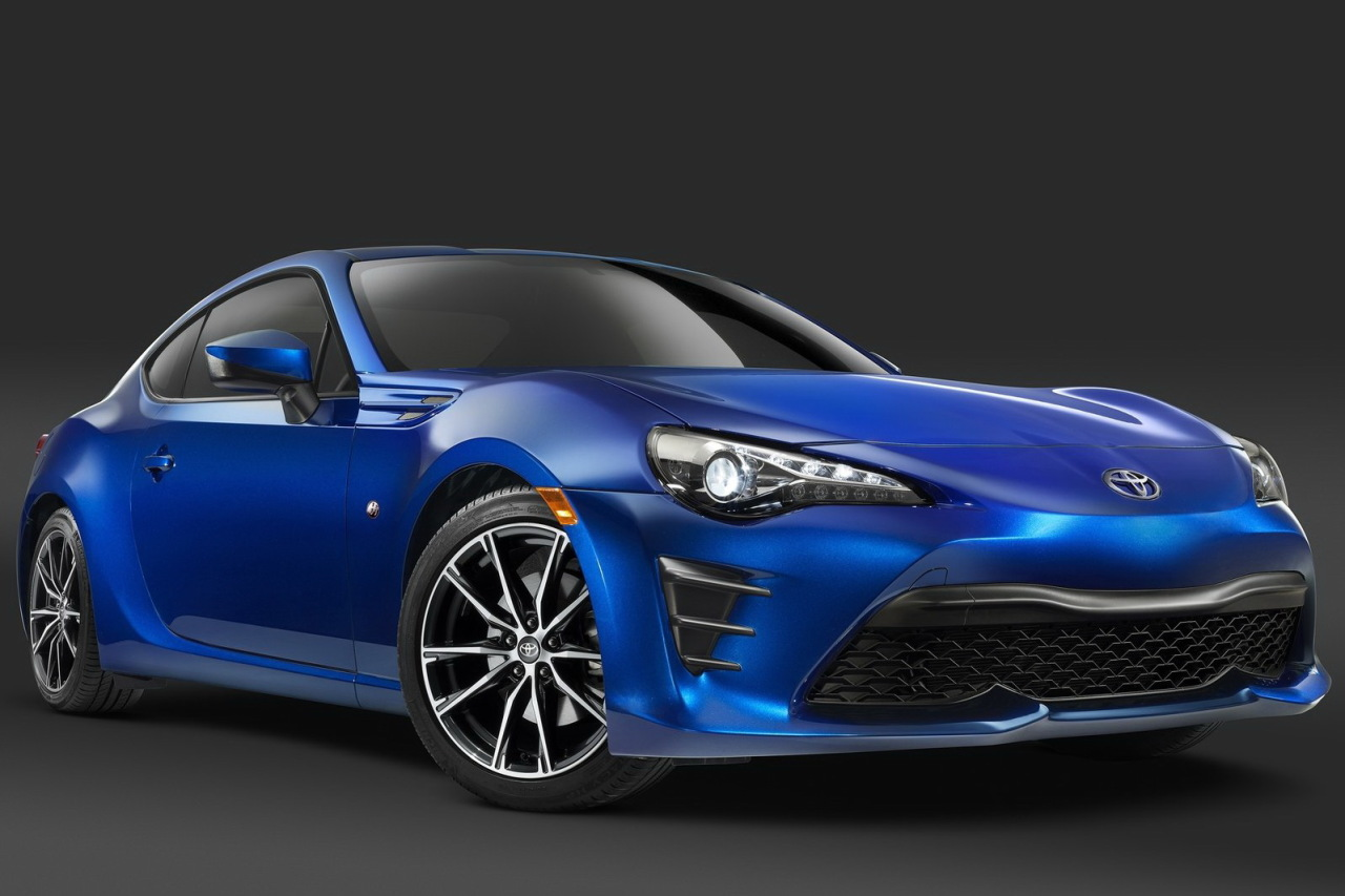 prix nouvelle toyota gt86 2016 partir de 32 390 euros l 39 argus. Black Bedroom Furniture Sets. Home Design Ideas