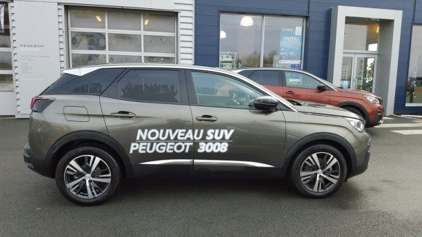 peugeot 3008 vers une r duction des d lais de livraison l 39 argus. Black Bedroom Furniture Sets. Home Design Ideas