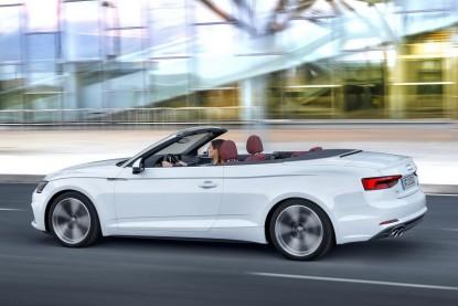 prix audi a5 cabriolet 2017 les tarifs et la gamme d voil s audi auto evasion forum auto. Black Bedroom Furniture Sets. Home Design Ideas