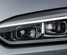 future Audi A5 Coupé 2016 vue du phare