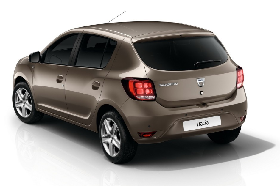dacia sandero la nouvelle sandero d voil e au mondial de l 39 auto 2016 photo 9 l 39 argus. Black Bedroom Furniture Sets. Home Design Ideas
