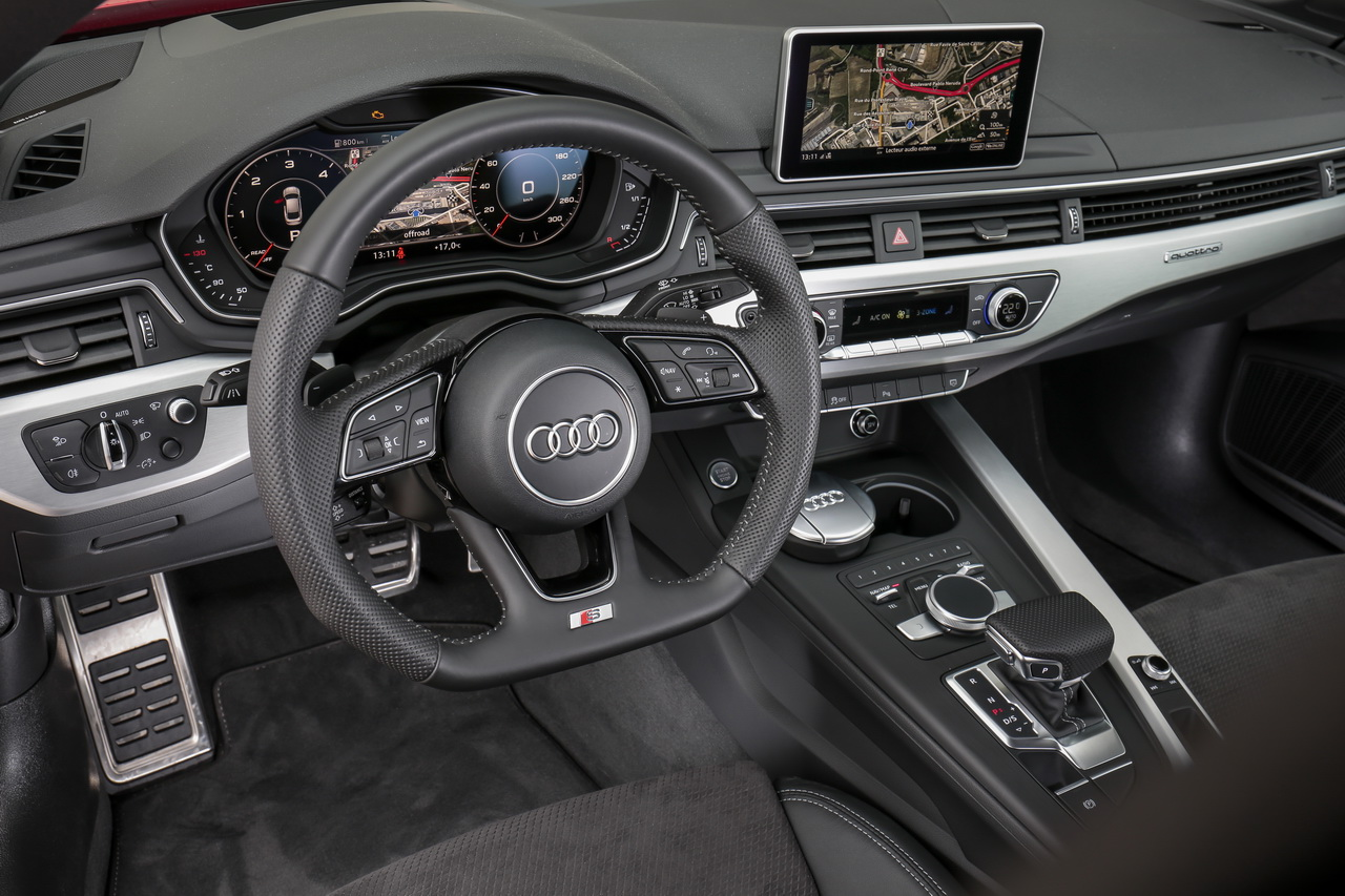 essai audi a5 sportback 2017 notre avis sur le diesel 2 0 tdi 190 photo 5 l 39 argus. Black Bedroom Furniture Sets. Home Design Ideas