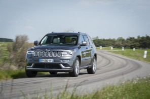 jeep grand cherokee summit signature gris