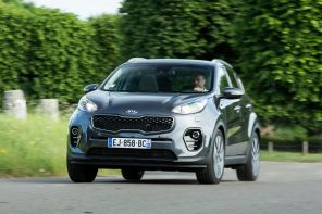 kia sportage actualit essais cote argus neuve et occasion l argus. Black Bedroom Furniture Sets. Home Design Ideas