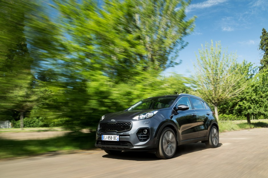 essai kia sportage 2017 notre avis sur le sportage 1 7 crdi 141 dct7 photo 5 l 39 argus. Black Bedroom Furniture Sets. Home Design Ideas