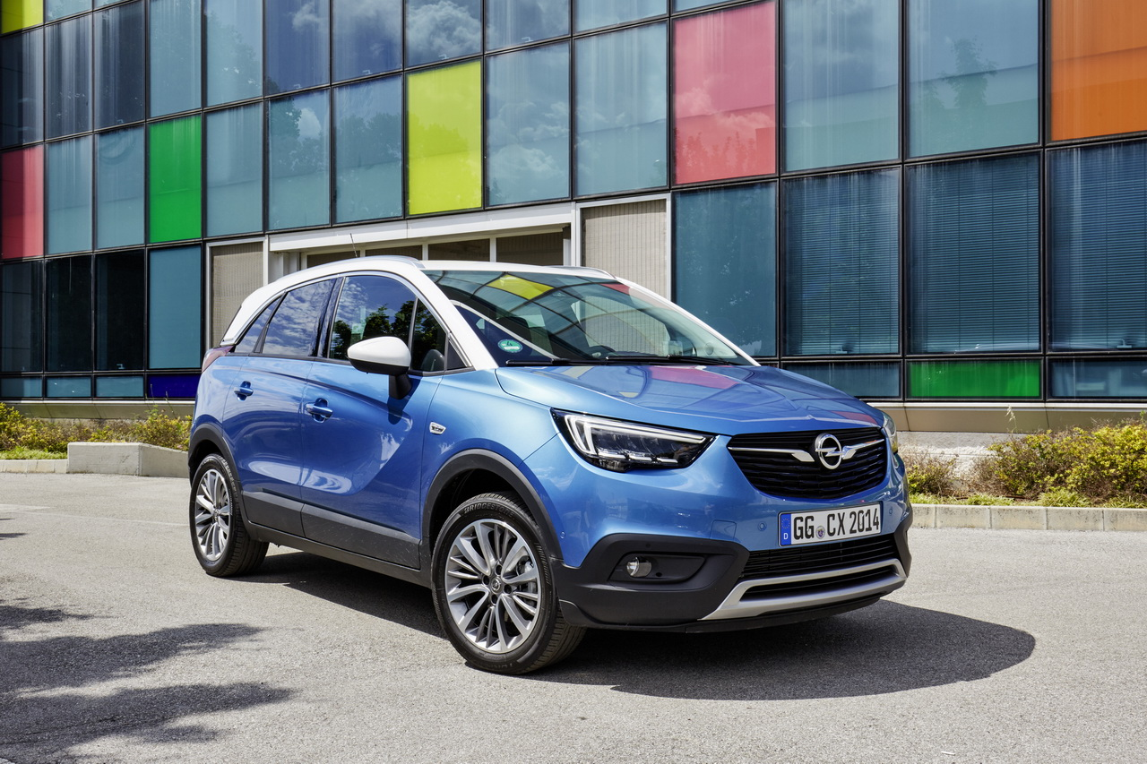 essai opel crossland x 1 2 turbo notre avis sur le nouveau crossland photo 8 l 39 argus. Black Bedroom Furniture Sets. Home Design Ideas