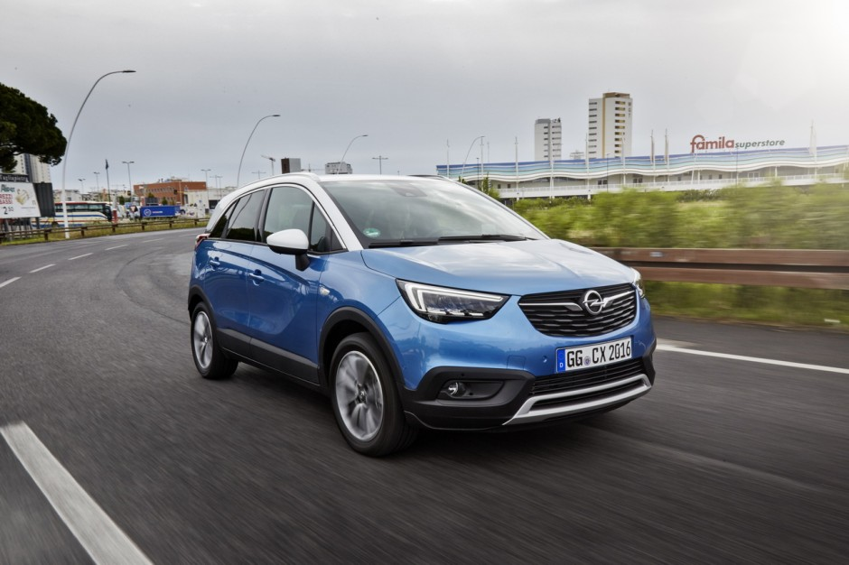 essai opel crossland x 1 2 turbo notre avis sur le nouveau crossland photo 15 l 39 argus. Black Bedroom Furniture Sets. Home Design Ideas