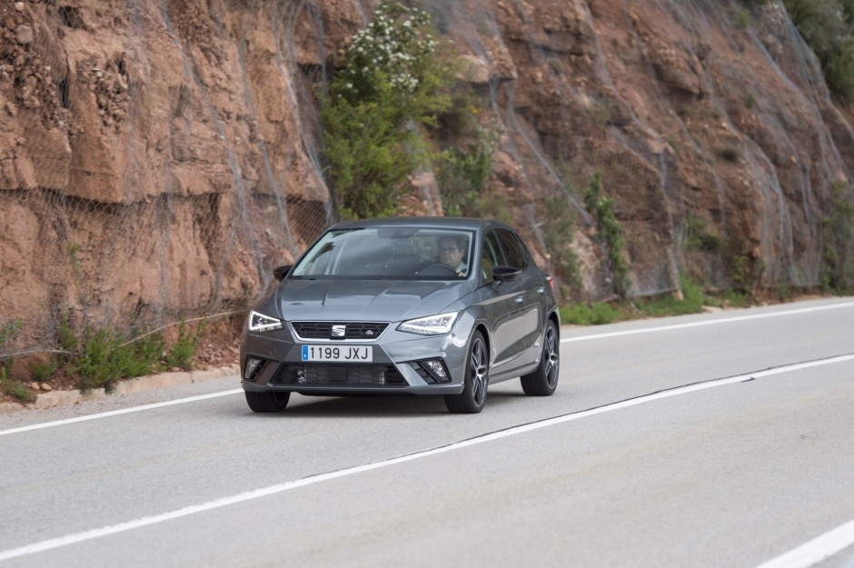 seat ibiza 2017 essai en avant premi re de la nouvelle ibiza photo 3 l 39 argus. Black Bedroom Furniture Sets. Home Design Ideas