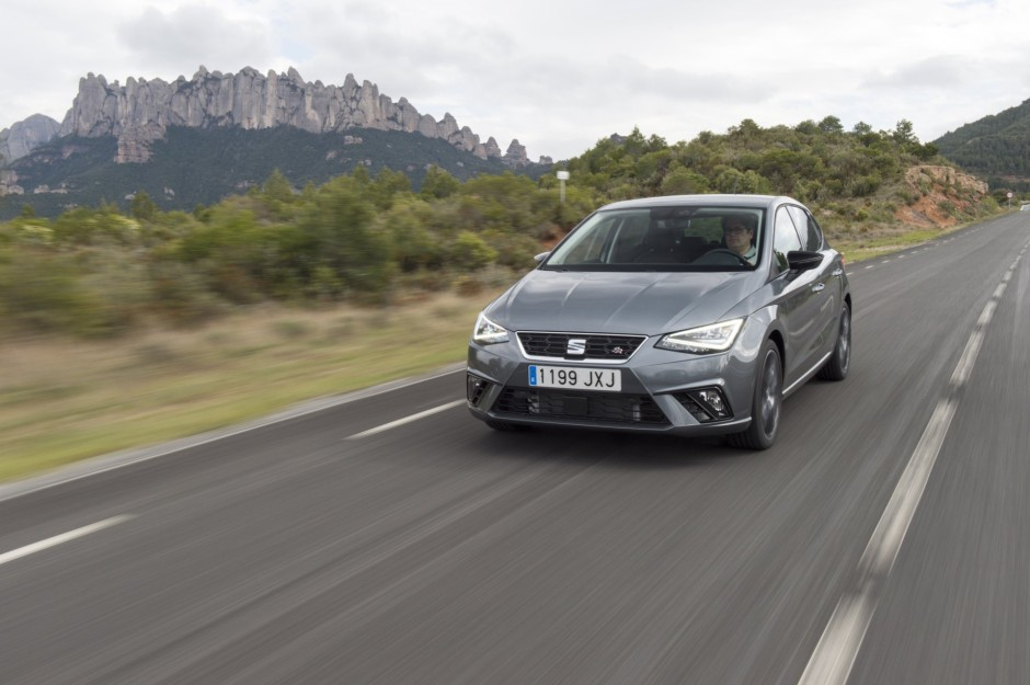 seat ibiza 2017 essai en avant premi re de la nouvelle ibiza photo 12 l 39 argus. Black Bedroom Furniture Sets. Home Design Ideas