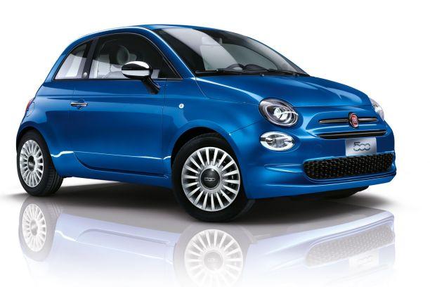5f4c0e0d1ad1 La Fiat 500 Mirror est une série spéciale qui marque l arrivée des  fonctionnalités Apple CarPlay et Android Auto dans la petite italienne.