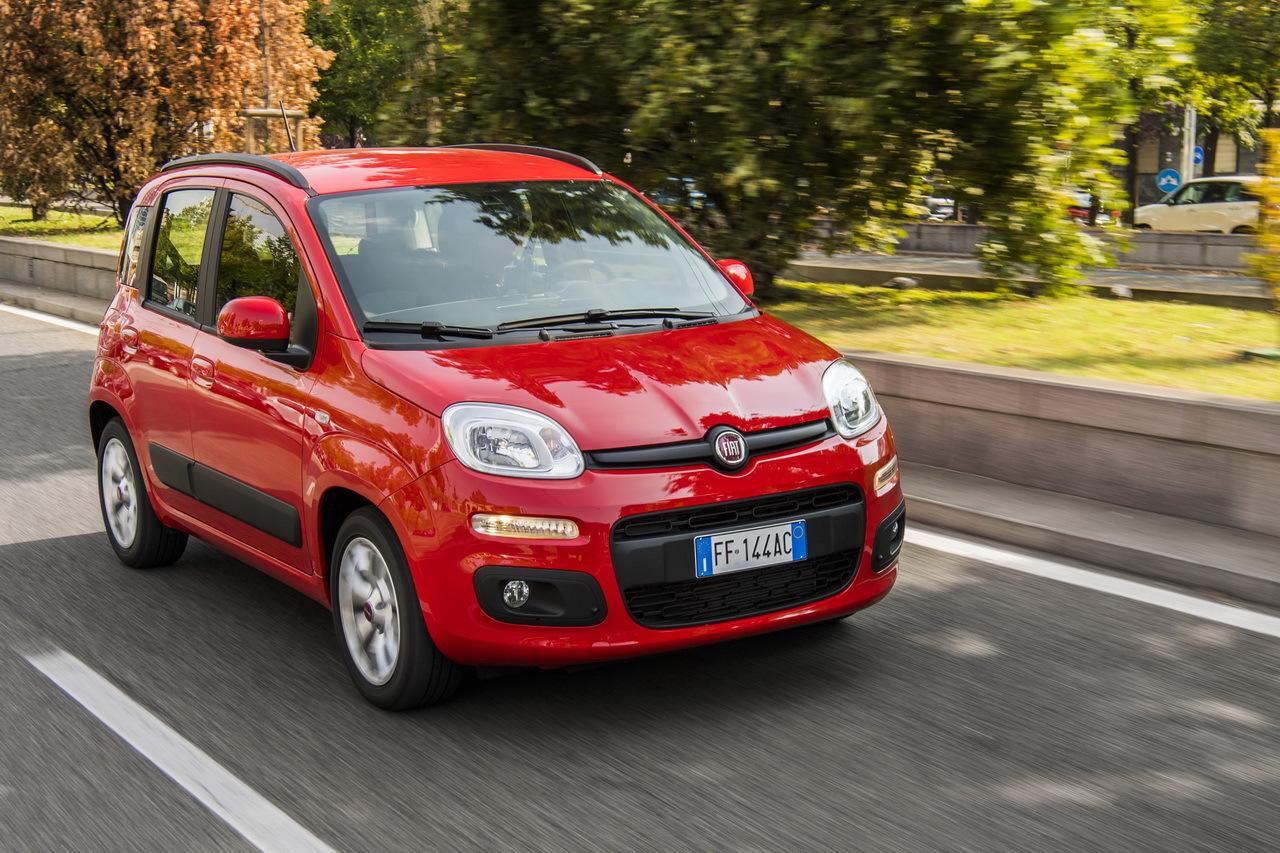 Fiat panda price