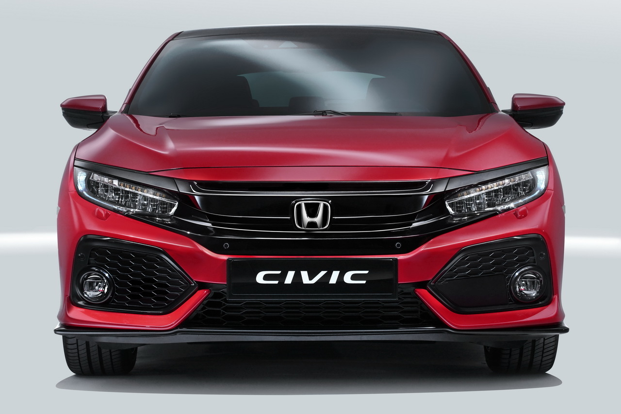 honda civic 2017 infos et photos officielles de la nouvelle civic 10 photo 4 l 39 argus. Black Bedroom Furniture Sets. Home Design Ideas