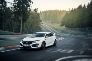 Honda Civic Type R GT Nürburgring