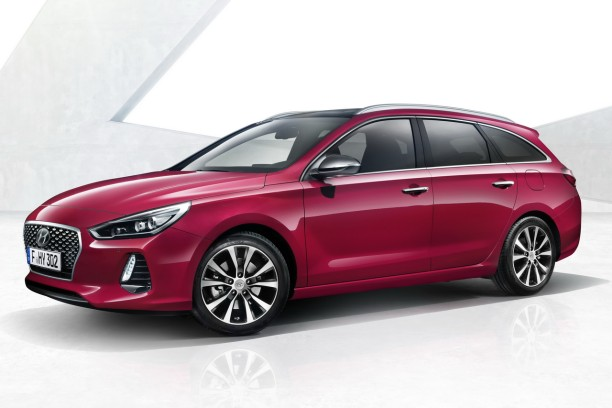 hyundai i30 sw 2017 la nouvelle i30 fait le break l 39 argus. Black Bedroom Furniture Sets. Home Design Ideas