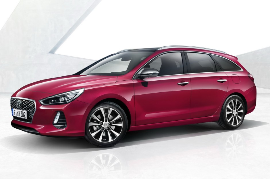 hyundai i30 sw 2017 la nouvelle i30 fait le break photo 1 l 39 argus. Black Bedroom Furniture Sets. Home Design Ideas