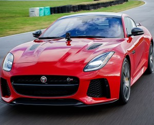 Jaguar F-Type 2017