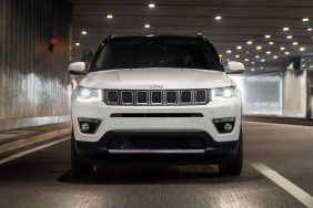 jeep compasse opening edition face avant