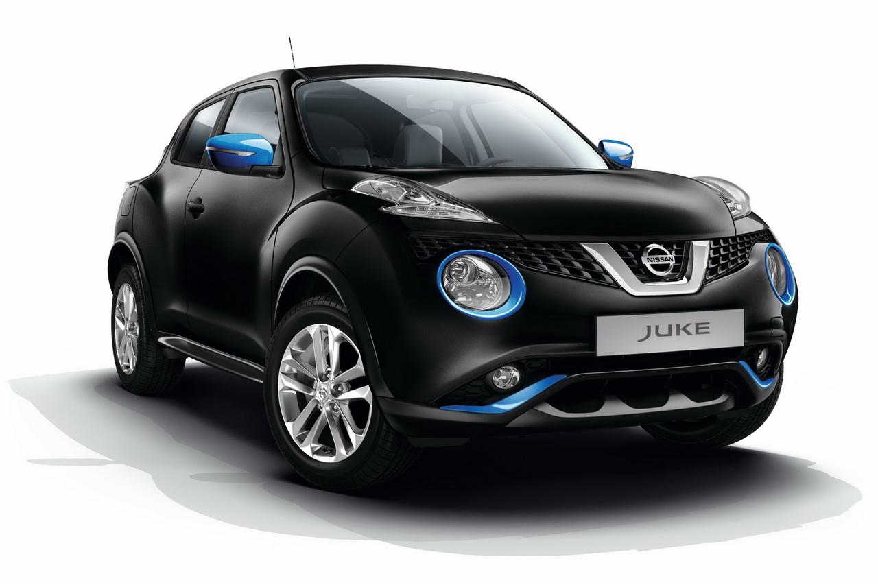 nissan juke artik 2017 une s rie limit e 170. Black Bedroom Furniture Sets. Home Design Ideas