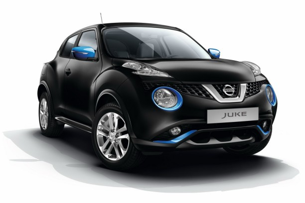 nissan juke artik 2017 une s rie limit e 170 exemplaires en france l 39 argus. Black Bedroom Furniture Sets. Home Design Ideas
