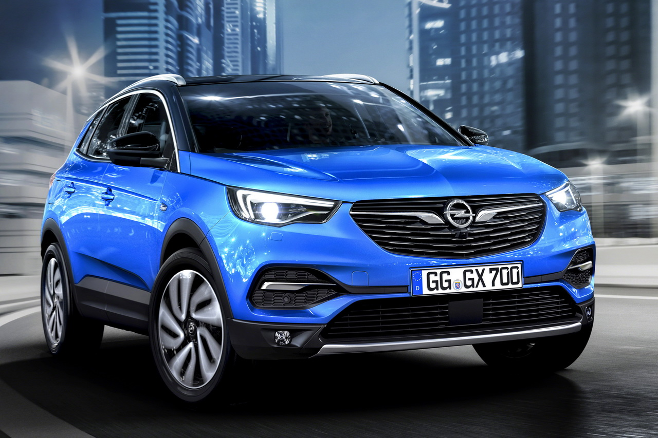 opel grandland x 2017 voici le cousin du peugeot 3008 photo 4 l 39 argus. Black Bedroom Furniture Sets. Home Design Ideas