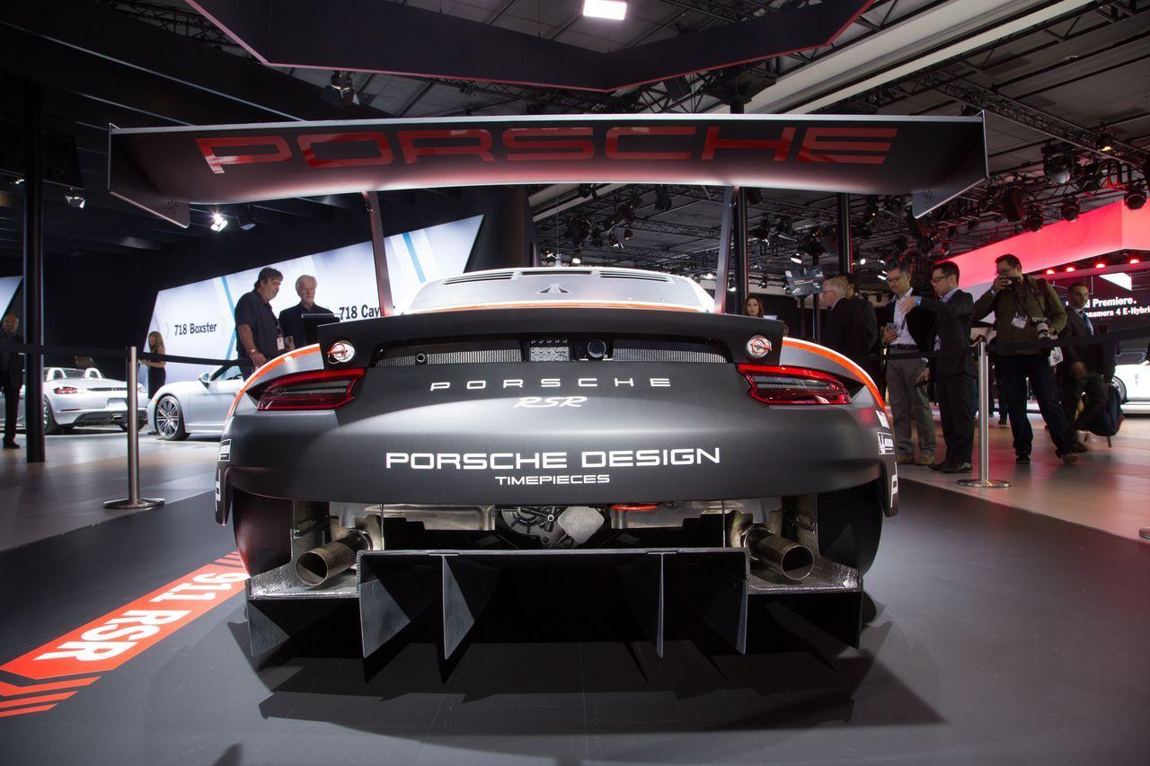 porsche 911 rsr fini le moteur en porte faux l 39 argus. Black Bedroom Furniture Sets. Home Design Ideas