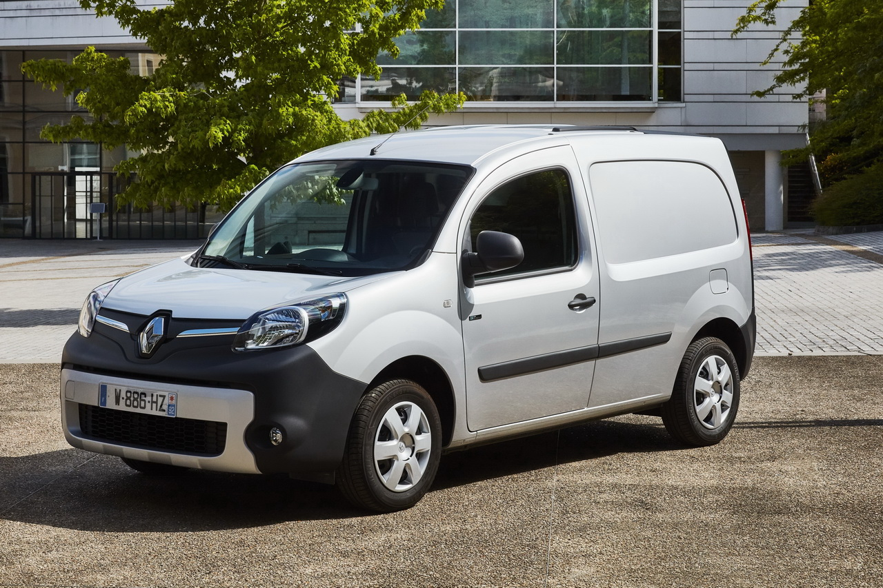 prix renault kangoo ze 2017 les tarifs du nouveau kangoo ze d voil s photo 1 l 39 argus. Black Bedroom Furniture Sets. Home Design Ideas