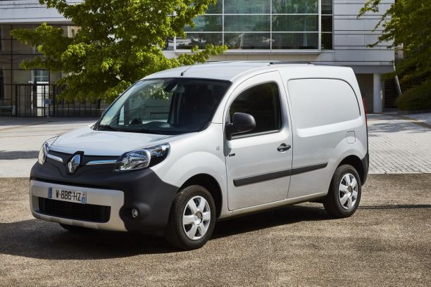 prix renault kangoo ze 2017 les tarifs du nouveau kangoo ze d voil s l 39 argus. Black Bedroom Furniture Sets. Home Design Ideas