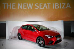Reveal nouvelle seat ibiza FR 2017