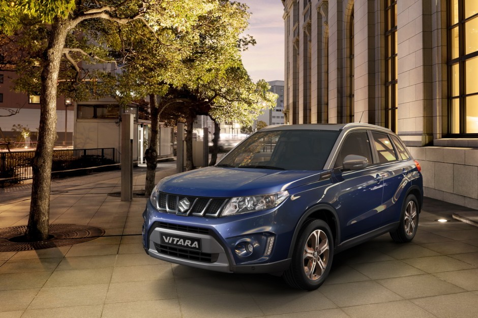 suzuki vitara copper edition 2017 une s rie limit e 450 unit s photo 2 l 39 argus. Black Bedroom Furniture Sets. Home Design Ideas
