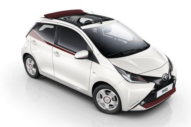 toyota aygo x glam nouvelle finition haut de gamme en 2017 l 39 argus. Black Bedroom Furniture Sets. Home Design Ideas