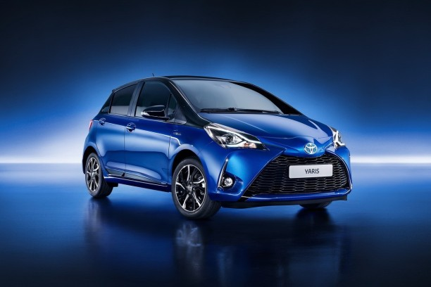toyota yaris 2017 infos et photos de la nouvelle yaris restyl e l 39 argus. Black Bedroom Furniture Sets. Home Design Ideas
