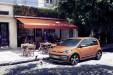 volkswagen cross up orange 2016