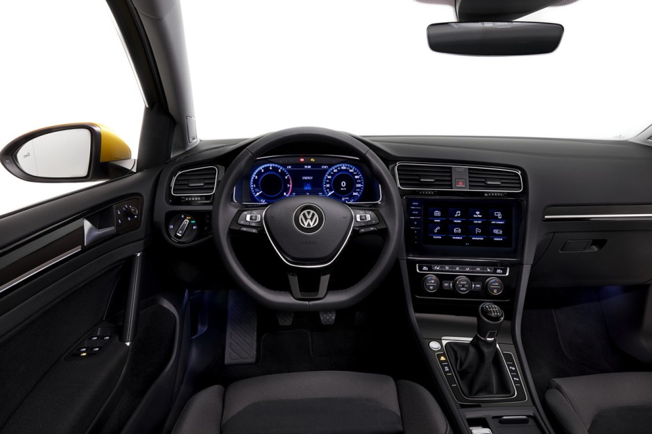 volkswagen golf 7 les volutions de la nouvelle golf 2017 en vid o photo 15 l 39 argus. Black Bedroom Furniture Sets. Home Design Ideas