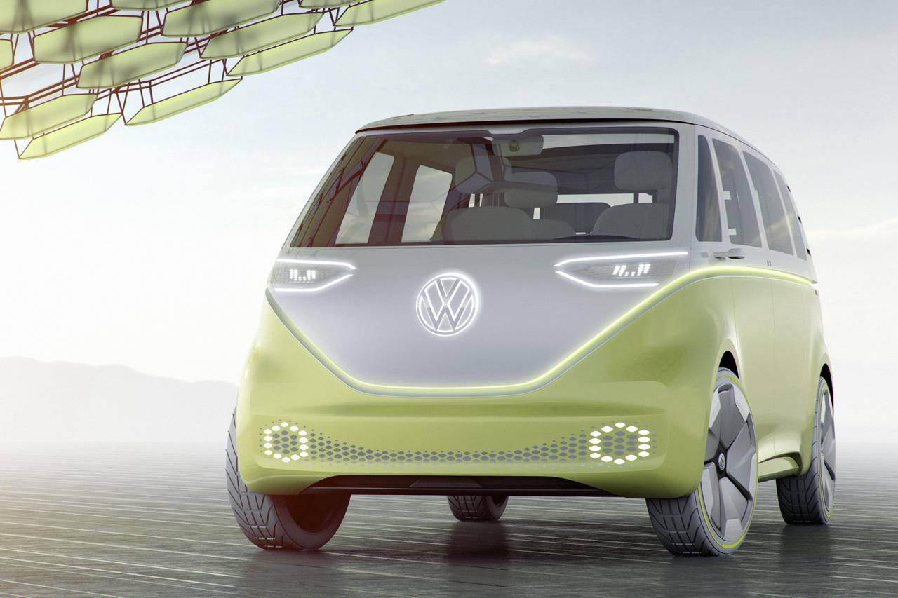 volkswagen id buzz le combi lectrique sera bien produit en s rie photo 2 l 39 argus. Black Bedroom Furniture Sets. Home Design Ideas